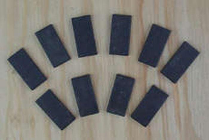 Streak Plates (Black
