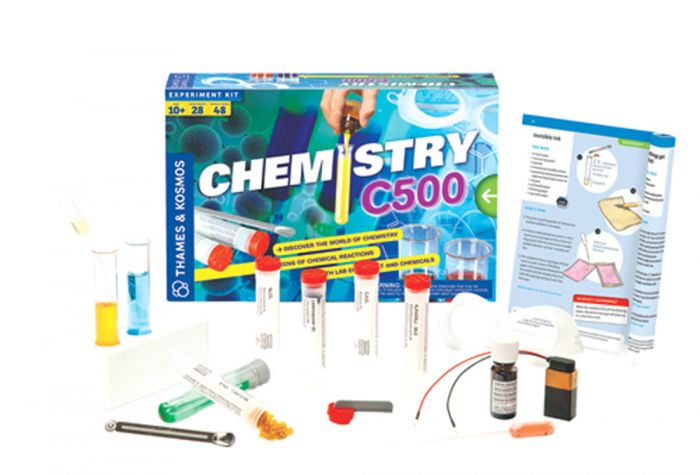 Chemistry C500 Activity Kit