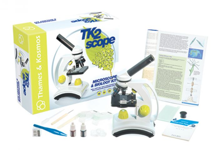 Microscope And Biology Activity Kit