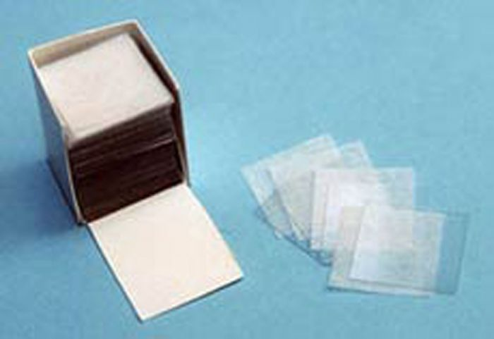 Plastic Cover Slips (Pack Of 100)