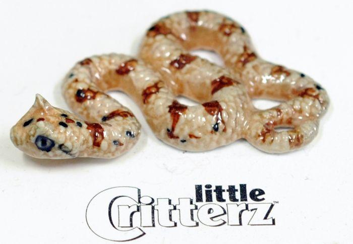 Sidewinder Figurine (Little Critterz™)