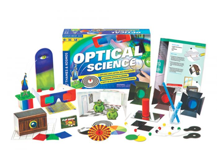 Optical Science Activity Kit