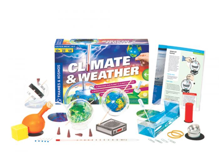 Climate And Weather Activity Kit
