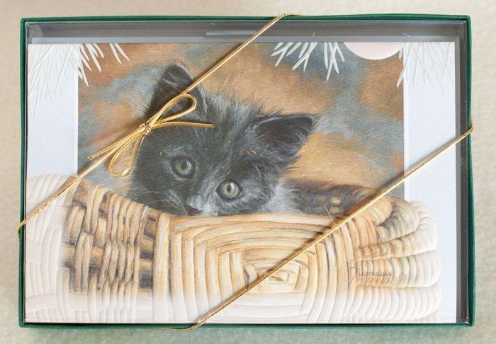 Precious Holiday Boxed Notes