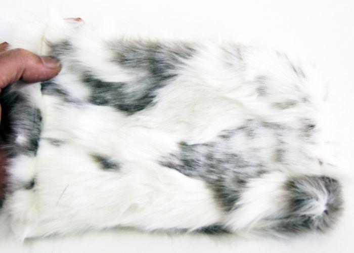 Hare (Arctic) Kind Fur® (Swatch)