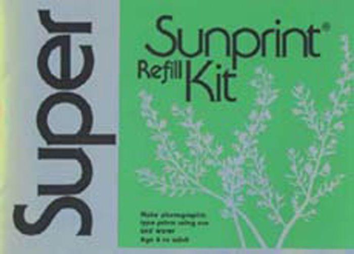 Super Sunprint® Kit Refill