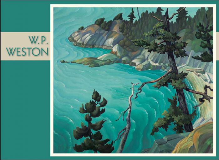 W.P. Weston Landscapes (Boxed Notecards).