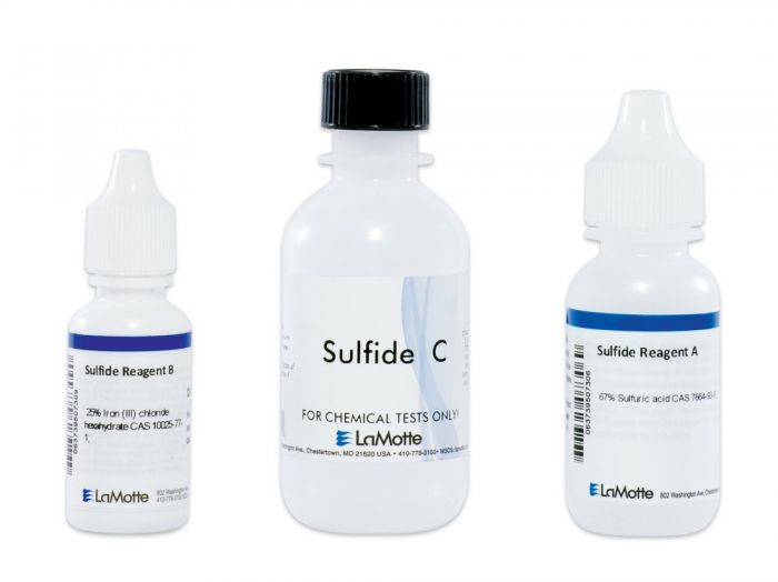 Sulfide Test Kit (Refill)