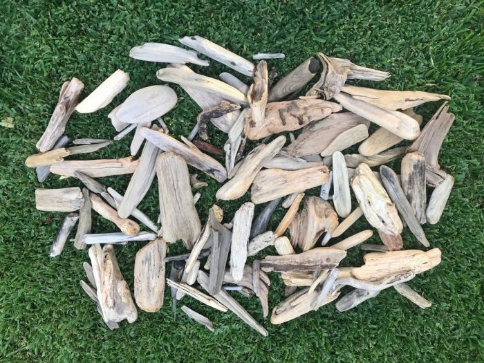 Create with Nature®: Driftwood