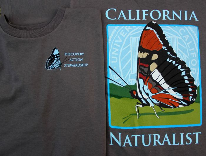 California Naturalist T-Shirt (Youth Large)