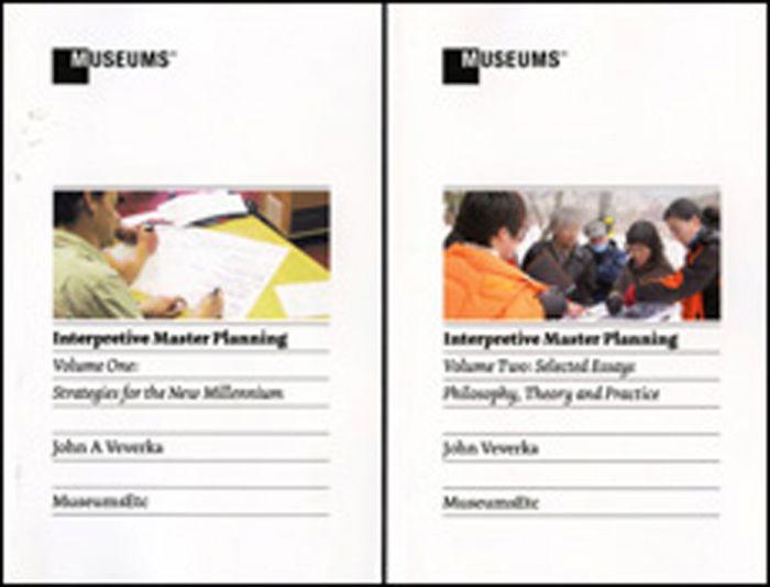 Interpretive Master Planning (Two Volume Set)