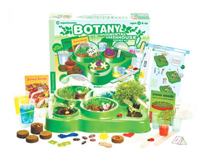Botany: Experimental Greenhouse Kit