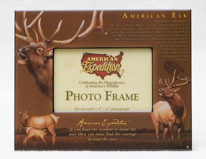 American Elk Frame