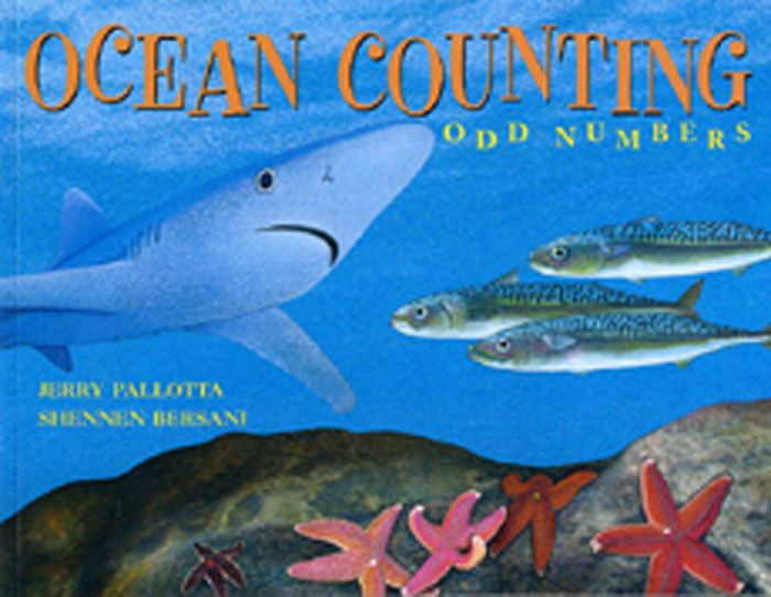 Ocean Counting Book (The)