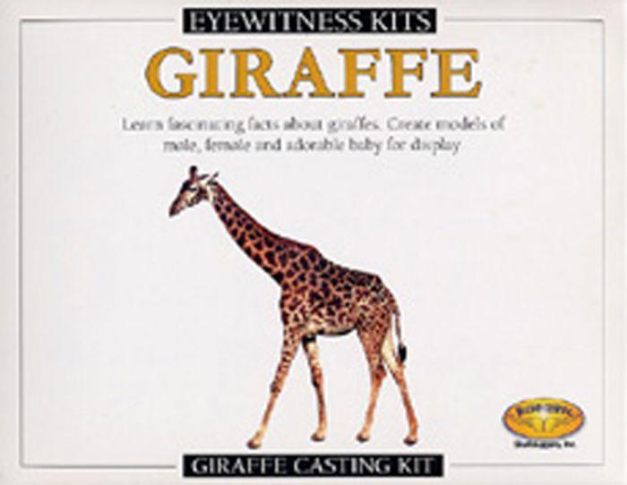 Giraffe Casting Kit