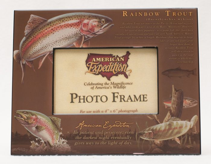 Rainbow Trout Frame
