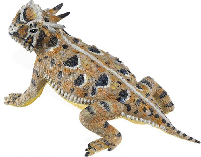 Lizard (Horned) Model