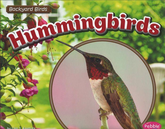 Hummingbirds (Backyard Bird Series)