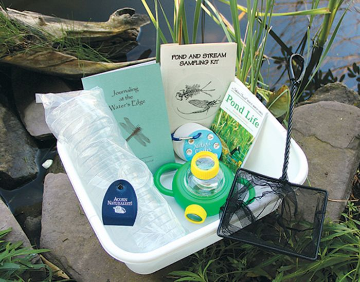 Pond & Stream Sampling Kit