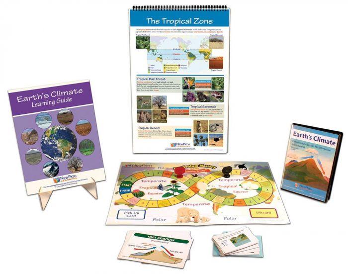 Earth's Climate Curriculum Module
