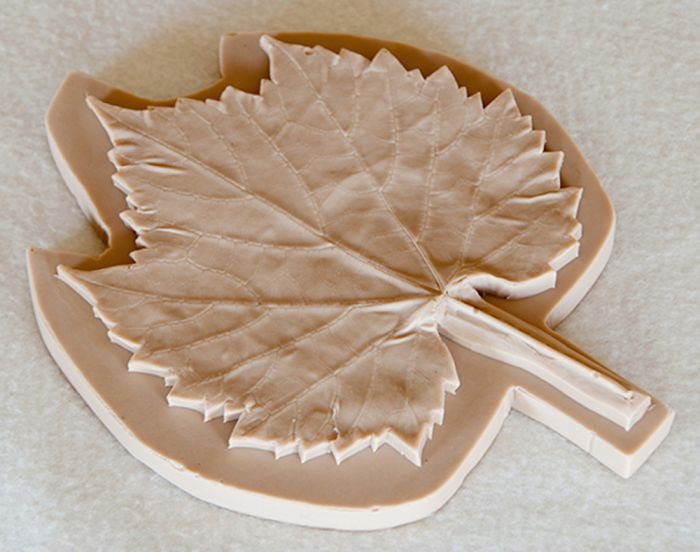 Grape Leaf Replica