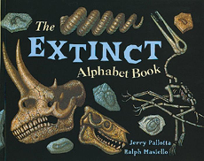 Extinct Alphabet Book (The)