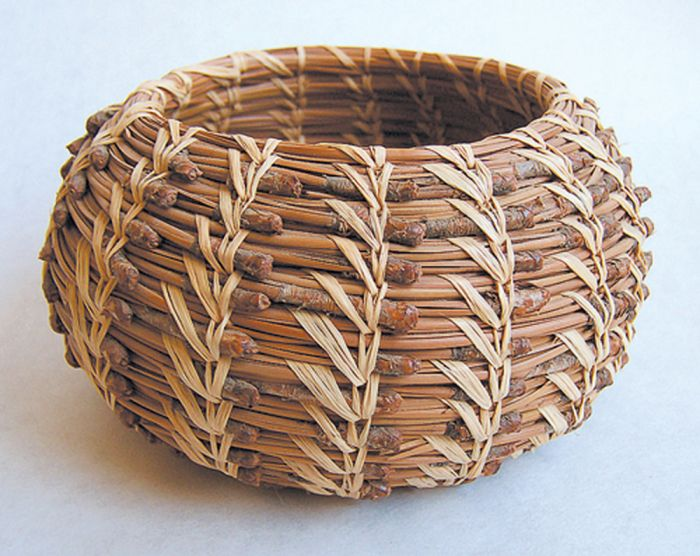Traditional Pine Needle Basket Kit