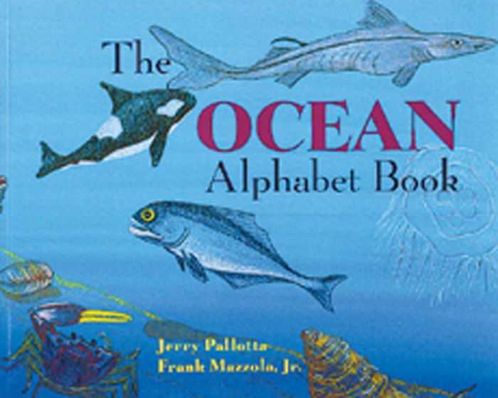 Ocean Alphabet Book (The)