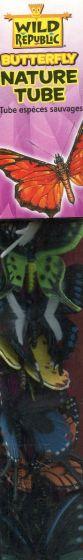 Mini Butterflies Models (Nature Tube)