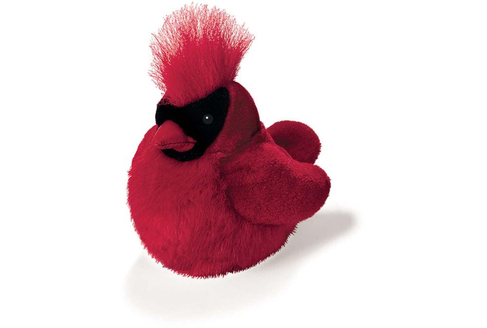 Cardinal Audubon Plush®