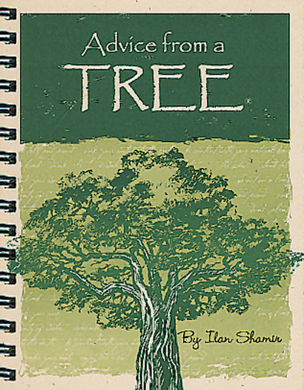 Advice From a Tree (Condensed Booklet)