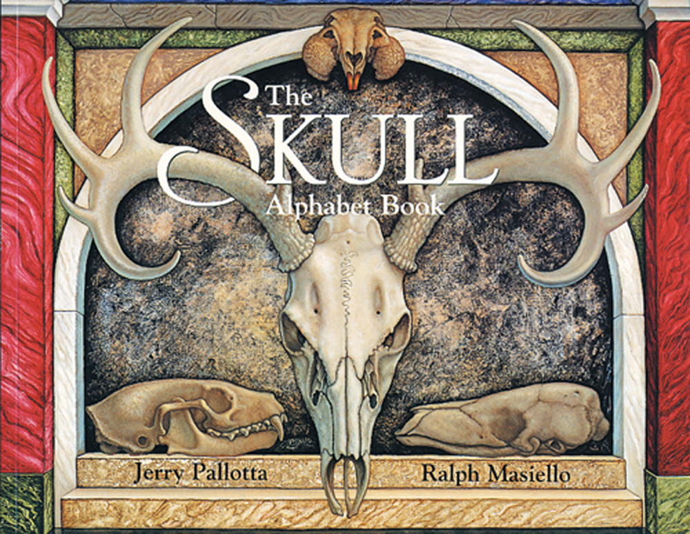 Skull Alphabet Book (The)