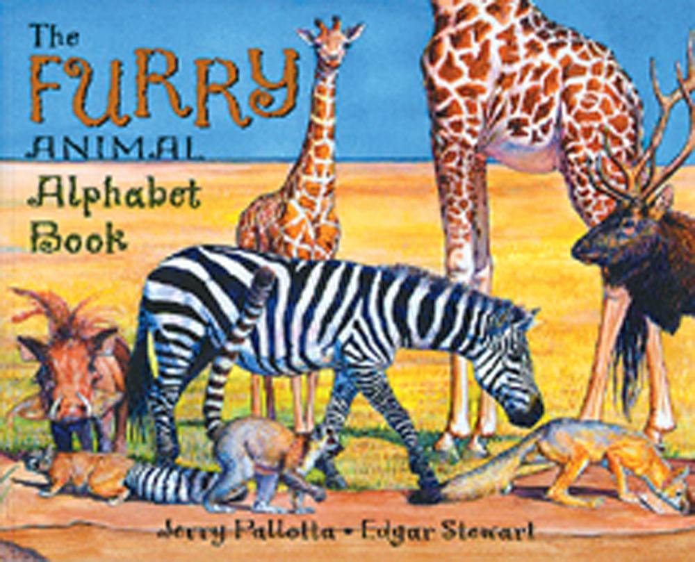 Furry Alphabet Book (The)