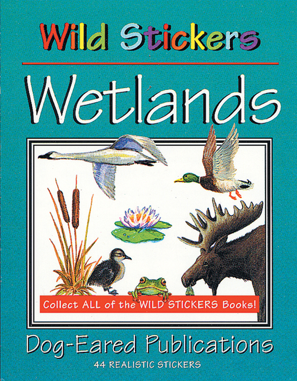 Wetlands (Wild Stickers Series)