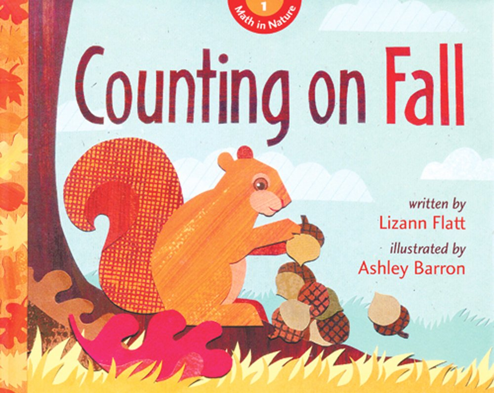 Counting on Fall: Math in Nature (Paperback)