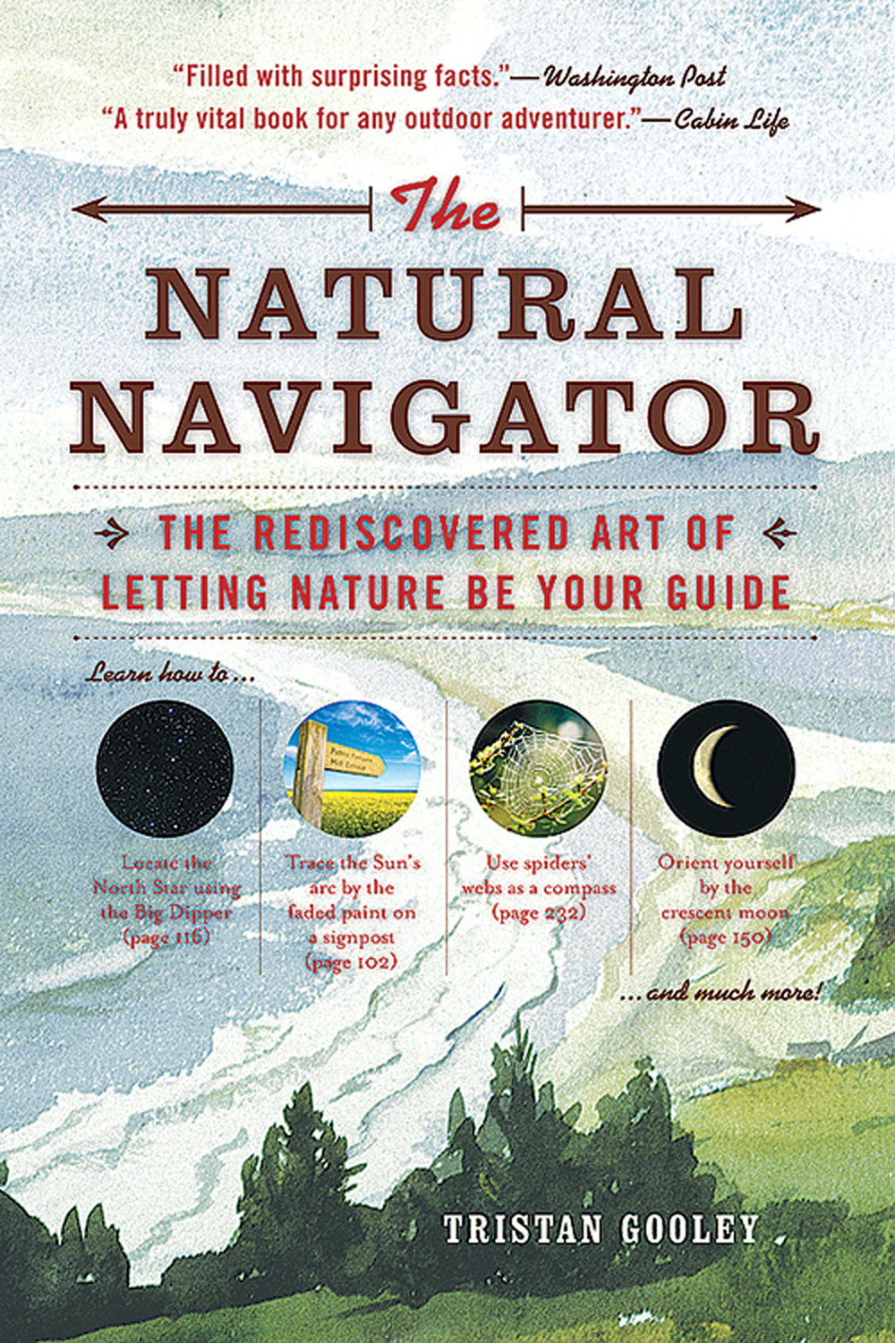 Natural Navigator (The): The Rediscovered Art of Letting Nature Be Your Guide