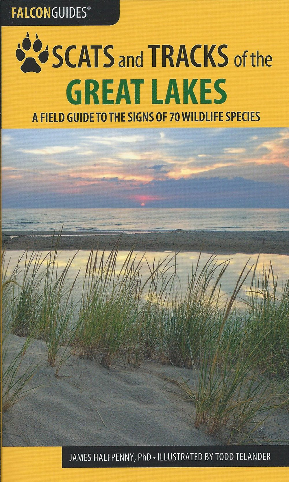Scats and Tracks of the Great Lakes: A Field Guide to the Signs of 70 Wildlife Species (2nd Edition)