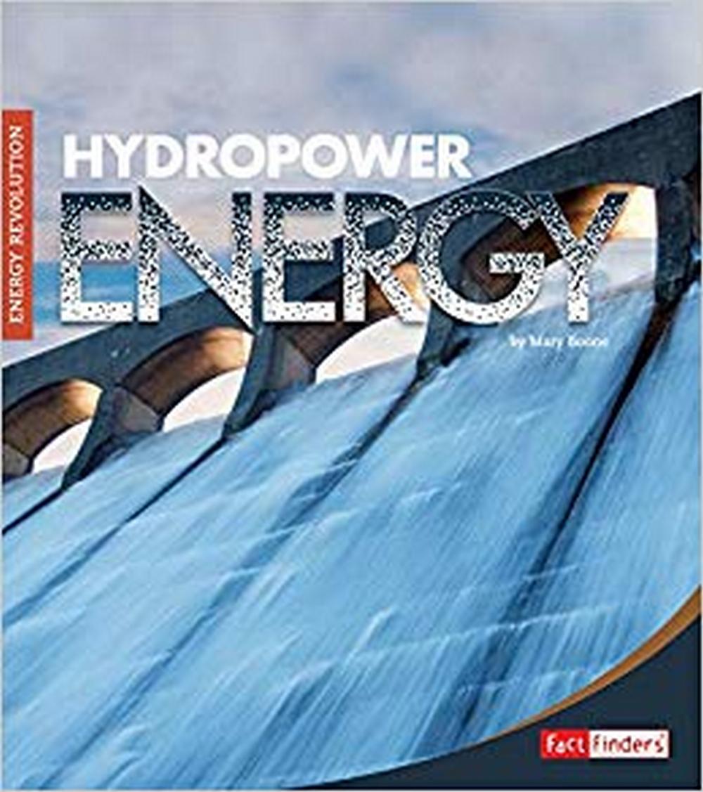 Hydropower (Energy Revolution Series)