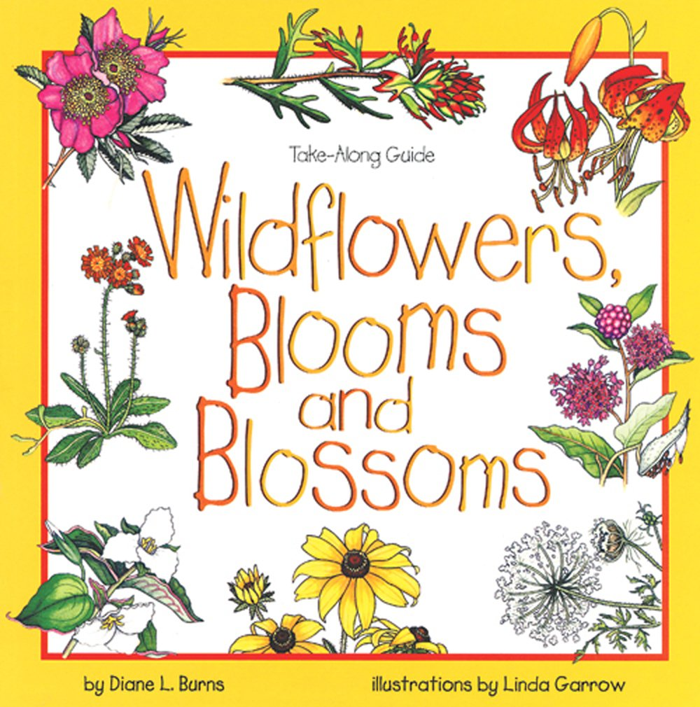Take-Along Guide to Wildflowers, Blooms and Blossoms