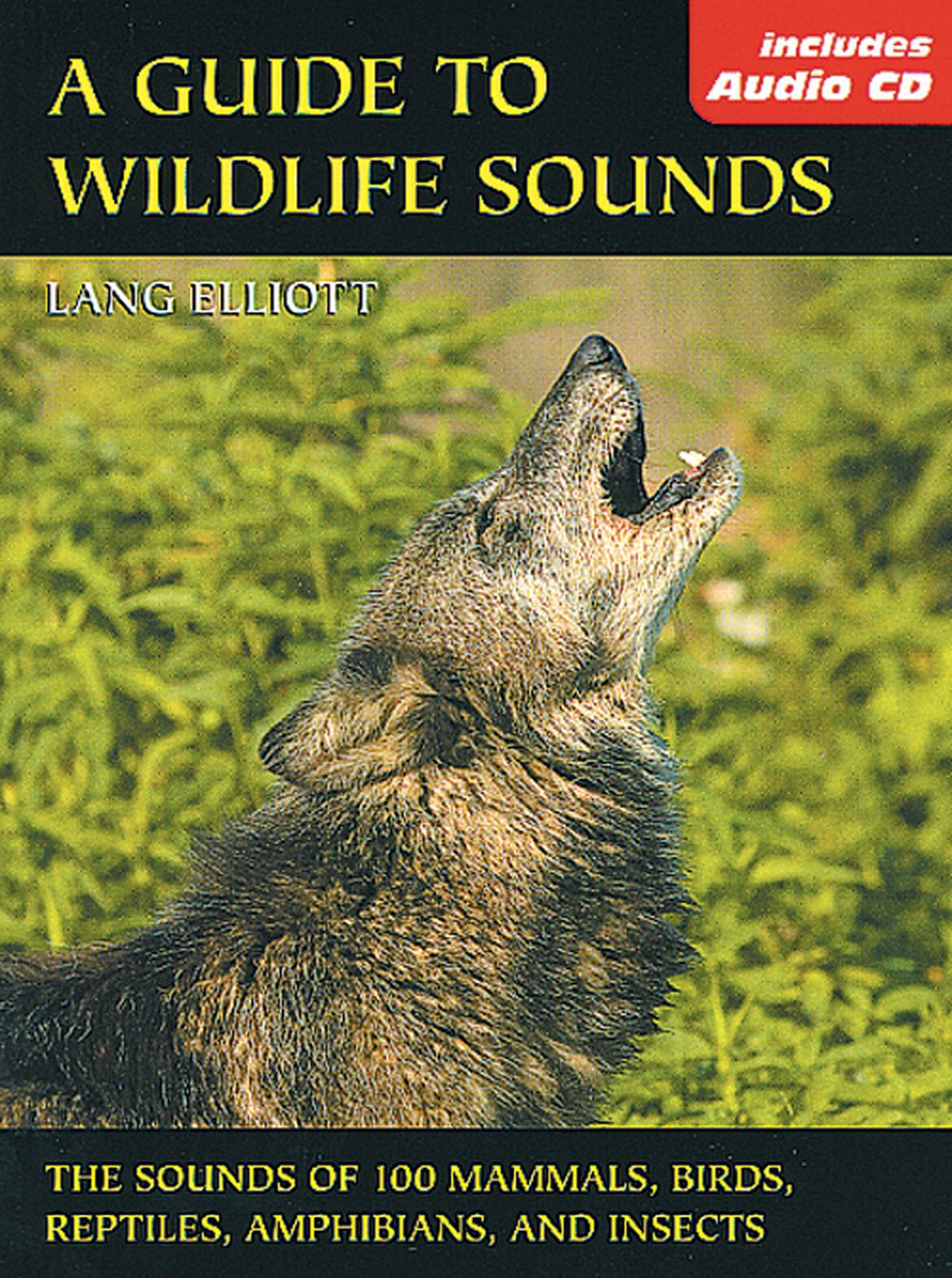 Guide to Wildlife Sounds, A (Booklet and CD)