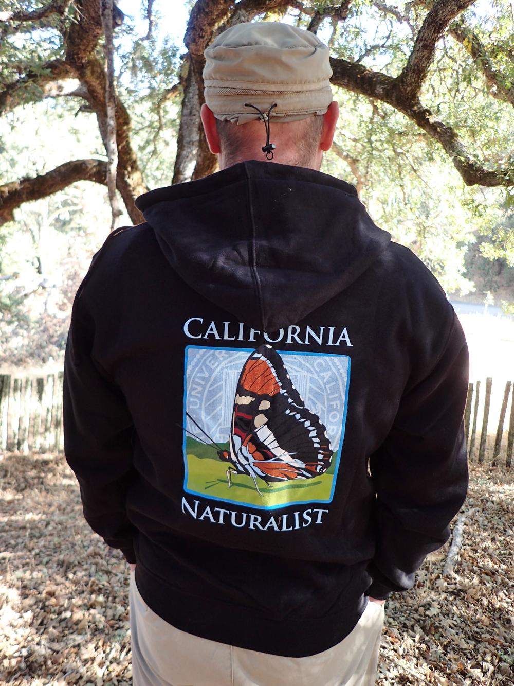 California Naturalist Sweatshirt (Unisex Small)