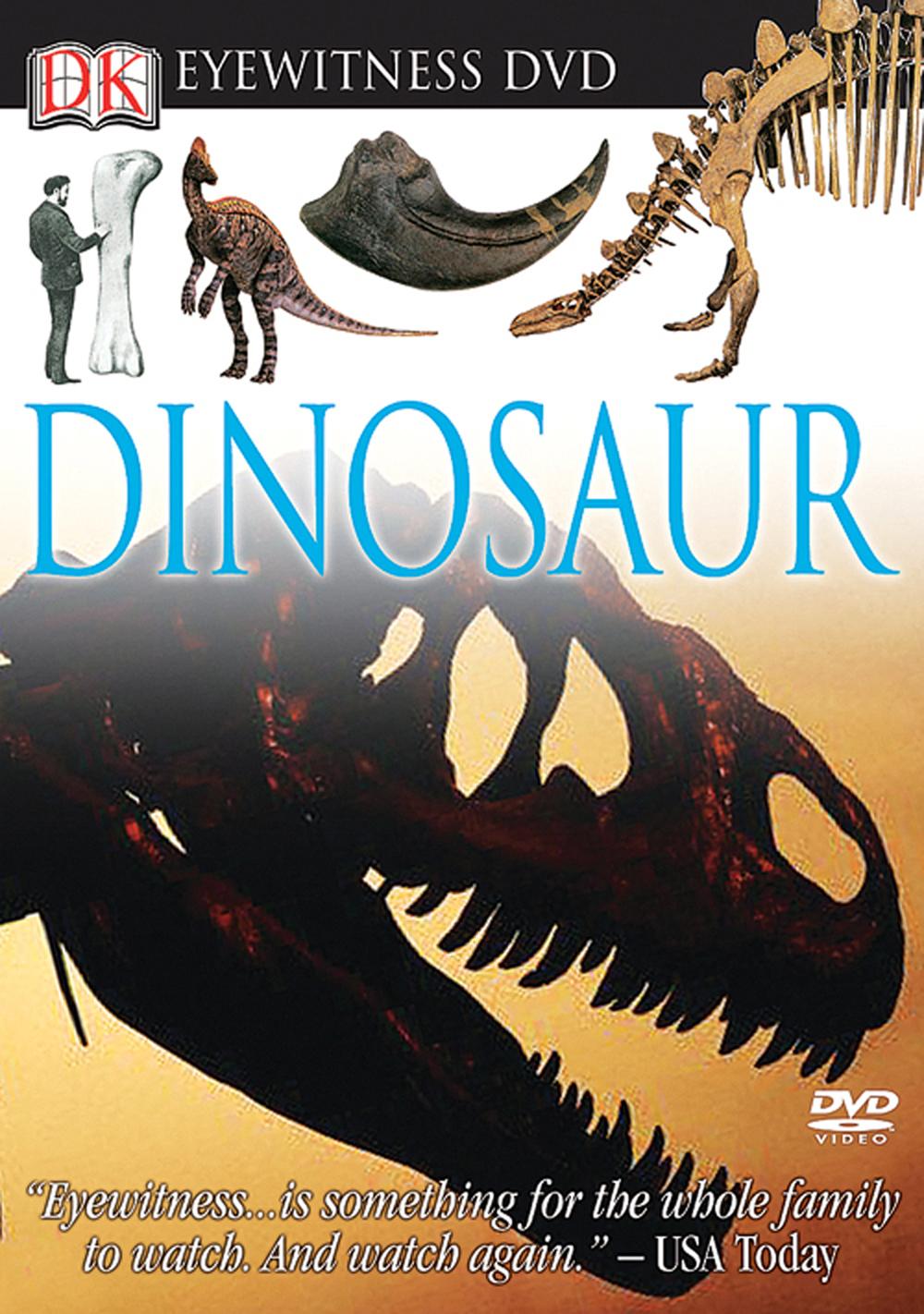 Eyewitness Dinosaur (DVD)