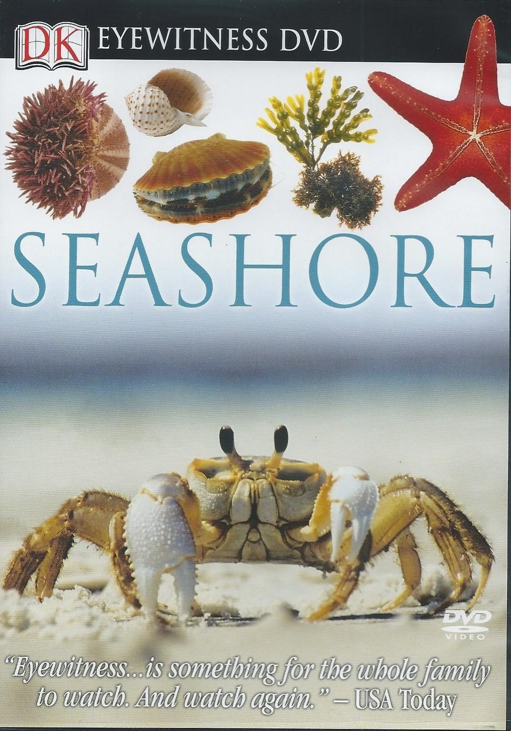 Eyewitness Seashore (DVD)