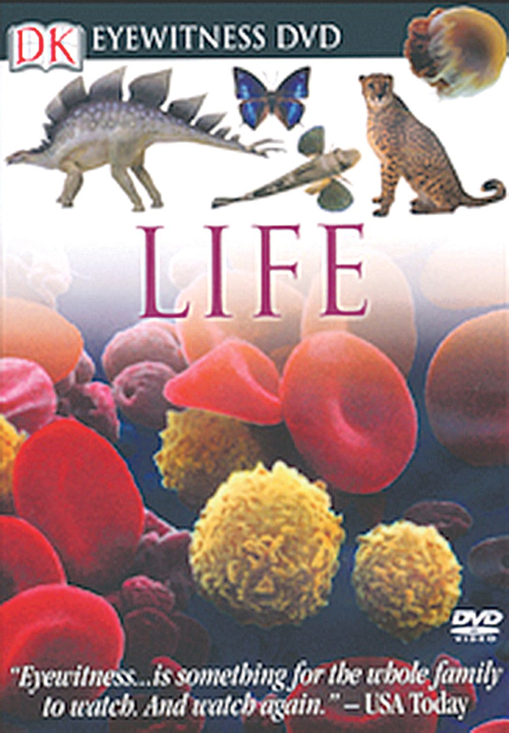 Eyewitness Life (DVD)