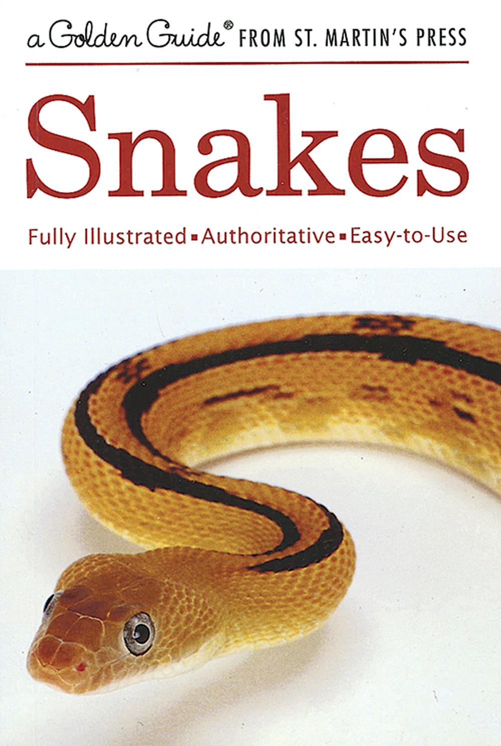 Snakes (Golden Guide®)