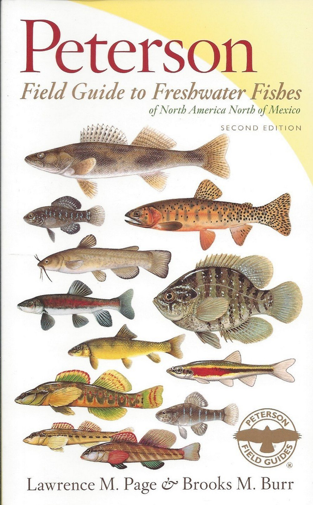 Freshwater Fishes of North America, North of Mexico (Peterson Field Guide®)