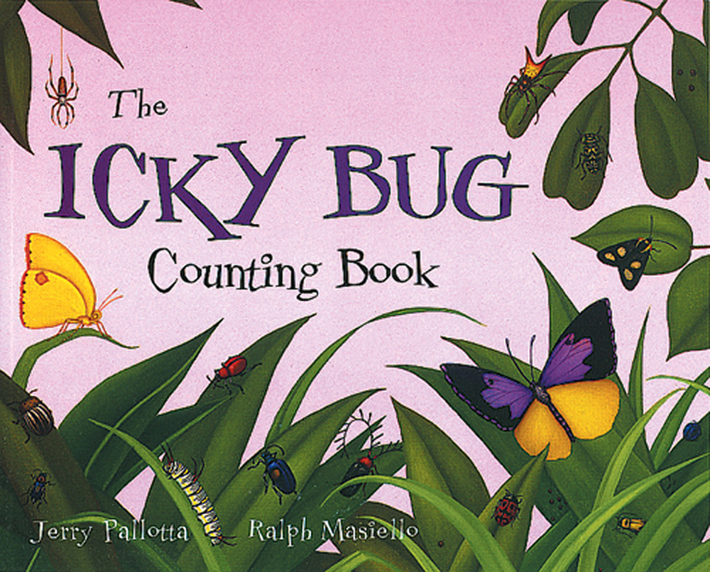 Icky Bug Counting Book (The)