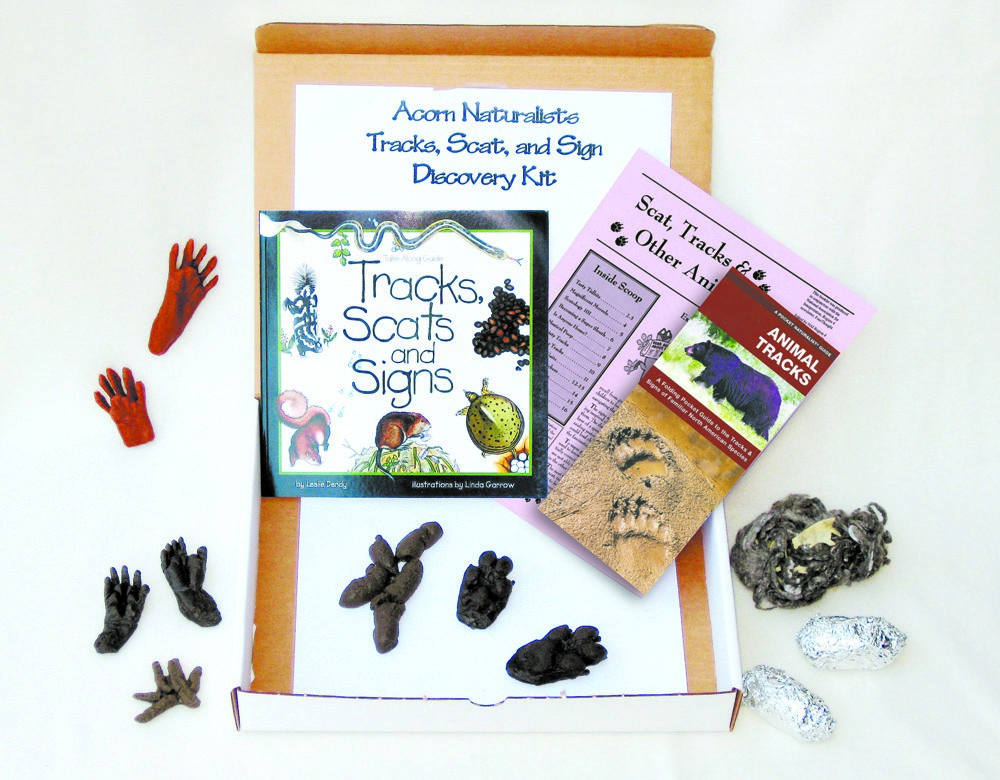 Track, Scat, and Sign Discovery Kit®