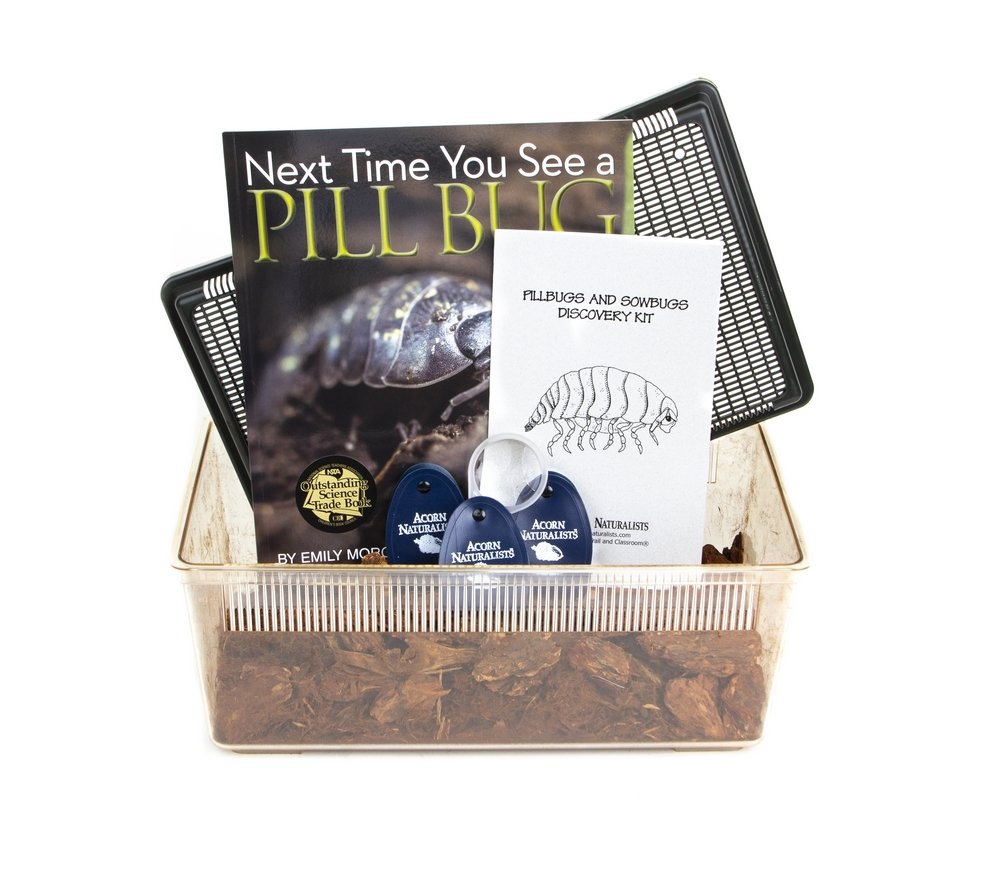 Pillbug and Sowbug Discovery Kit®