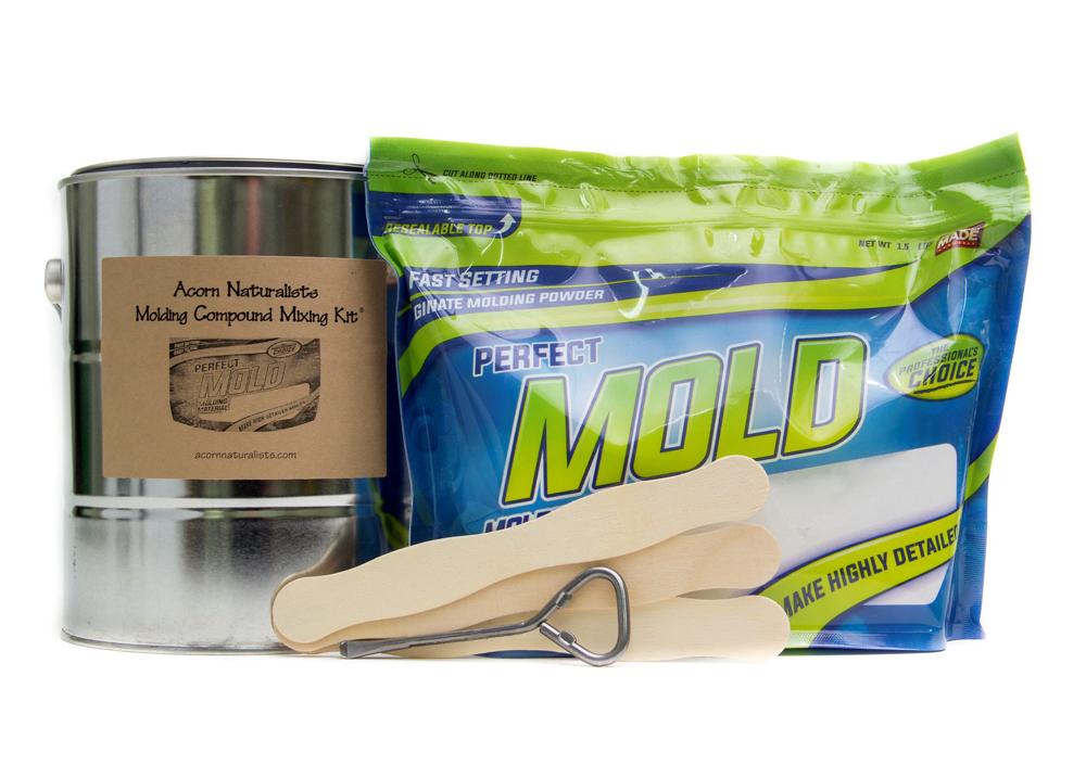 Molding Compound Mixing Kit